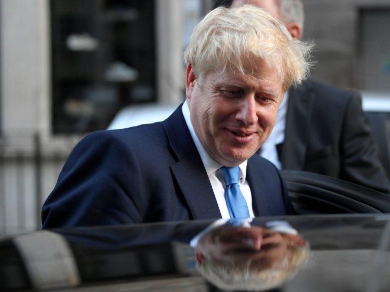 A peine nommé, le nouveau premier ministre Boris Johnson promet le Brexit «à tout prix»