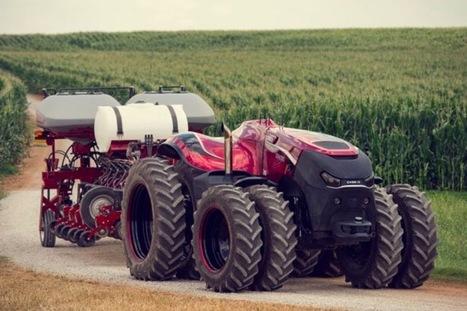 «Tracteur» dans la thématique «Agriculture d'avenir»