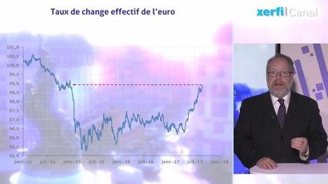 Alerte au retour de l'euro fort pour l'économie française