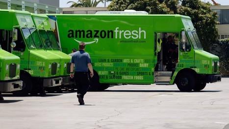 Amazon a « très envie » de se lancer dans l'alimentaire frais en France