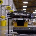 Amazon réclame un couloir aérien réservé pour protéger ses drones