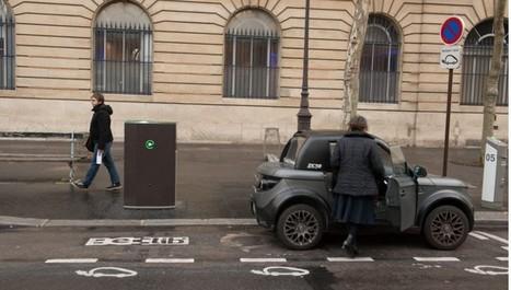 Après Autolib, Paris déploie Belib, pour la recharge électrique