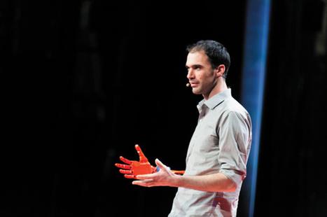 Après s'être reconstruit la main en 3D, il veut réparer tous les handicaps dans un fab lab