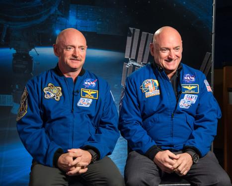 Après un an dans l'espace, un astronaute n'a plus les mêmes gènes que son jumeau
