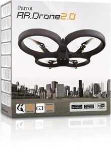 AR.Drone 2.0. Parrot new wi-fi quadricopter – AR.Drone.com – HD Camera – Parrot