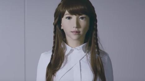 Au Japon, un robot va présenter le JT pour la première fois