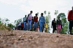 Au Rwanda, un parc solaire construit en un temps record éclaire le pays