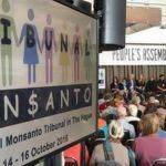 Au « Tribunal Monsanto», des militants veulent mettre l'environnement au cœur du droit international