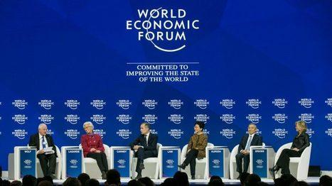 Au World Economic Forum, les leaders de la tech réfléchissent au futur
