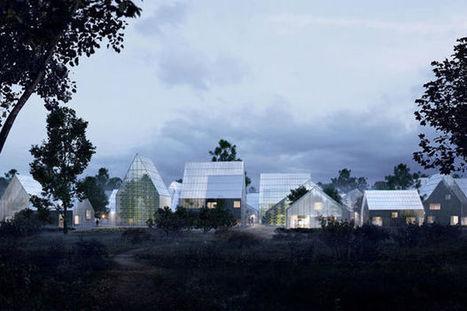 Aux Pays-Bas, un village high-tech capable de subvenir aux besoins de ses habitants