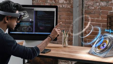 Avec le nouveau Windows 10, Microsoft veut démocratiser la 3D