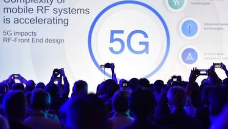 Avec un an d'avance, la 5G pourrait être déployée dès la fin 2018