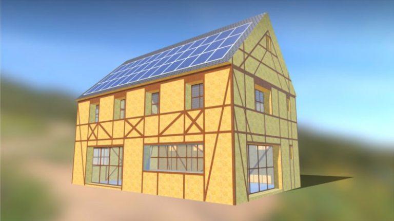 Projet AVENIDOR, la maison 100% autonome, duplicable et accessible au grand public – GROUPE KZB