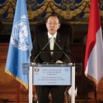 Ban Ki-moon : «il sera bientôt trop tard» pour sauver la planète
