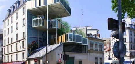 Bâtir sur les toits de Paris, c'est pour bientôt ?