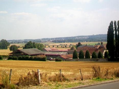 «Érosion des sols» dans l'ensemble du site