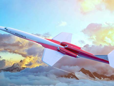 «avion supersonique» dans l'ensemble du site
