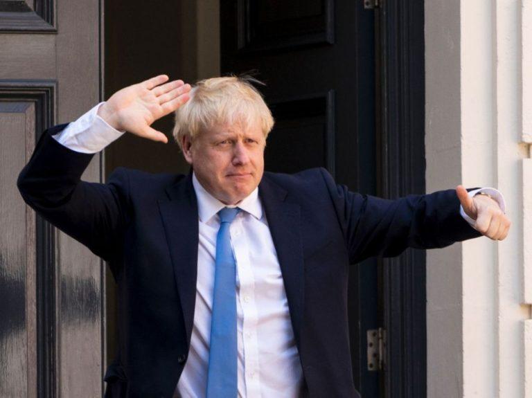 Boris Johnson nouveau Premier ministre britannique