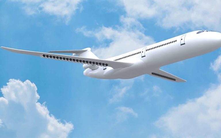 Bourget 2019 : l'Onera présente Dragon, un concept d'avion de ligne à propulsion distribuée