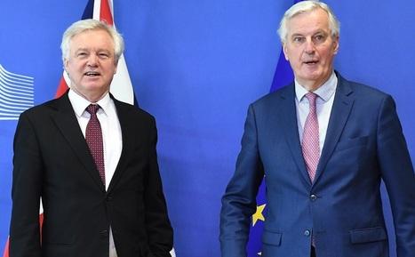 Brexit: accord trouvé sur une période de transition
