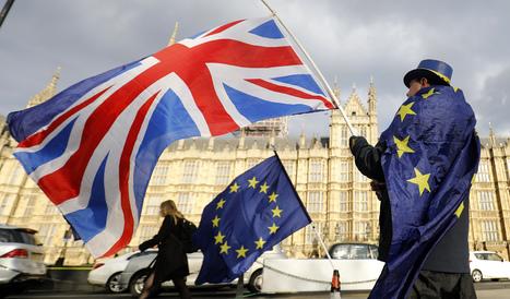 Brexit: les Britanniques n'auront plus le droit aux noms de domaine en .eu
