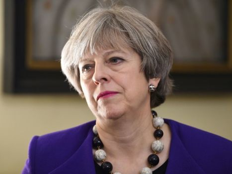 Brexit : les contradictions de Theresa May