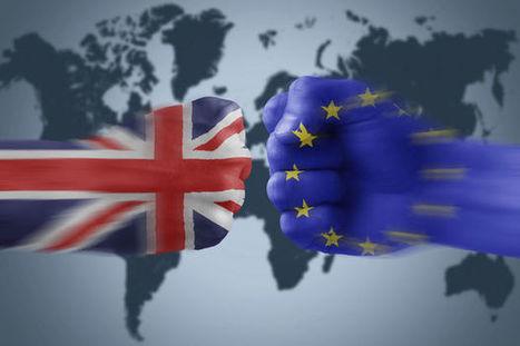Brexit: l'UE pourra sanctionner Londres en cas d'écart lors de la période de transition