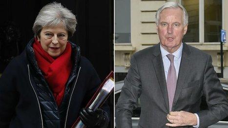 Brexit : regain de tension entre Londres et Bruxelles à propos de l'Irlande du Nord
