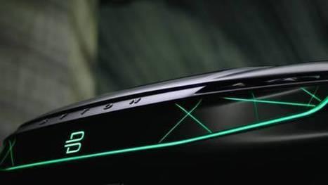 Byton, la voiture chinoise qui défie Tesla