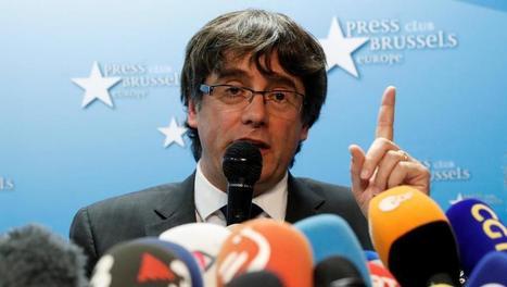 Catalogne: Puigdemont relève le «défi démocratique» des élections régionales