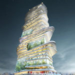 Ce concept de gratte-ciel pourrait bien abriter une ville entière au cœur de Londres