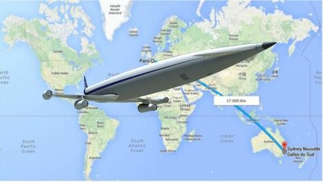 «Avion» dans «Transports du futur»