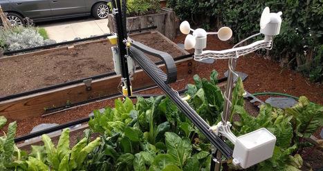 Ce robot jardinier s'occupe de votre potager, du semis à la récolte