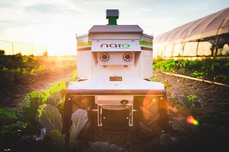 « Robot agricole » dans la Thématique « agriculture d'avenir »