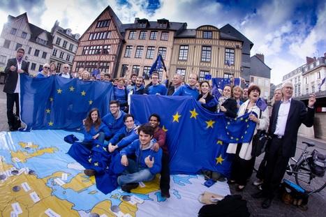 Chance aux concours : «c'est à notre génération de créer des médias européens»