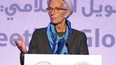Christine Lagarde fait l'éloge de la finance islamique