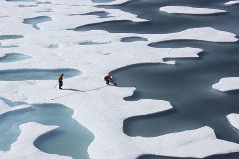 Climat : Pourquoi le niveau des mers peut baisser malgré la fonte des glaces