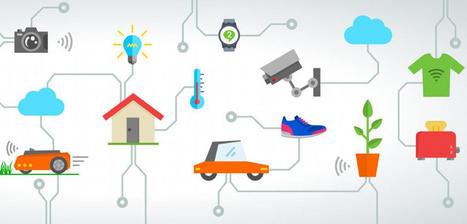 CNRS : Les défis de l'Internet des objets