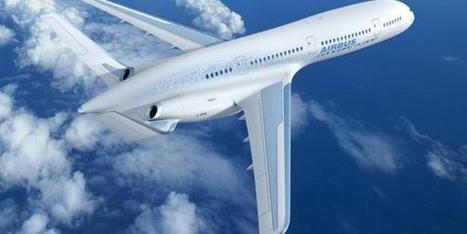 Coup d'envoi des projets d'avion du futur en France (Airbus, Safran, Dassault, Zodiac..)