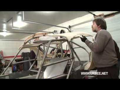 Créez votre voiture avec une imprimante 3D