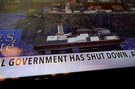 De shutdown en shutdown, la dette américaine atteint des niveaux record