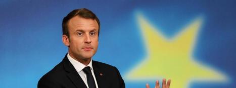 Défense, migrations, éducation, zone euro … Les propositions d'Emmanuel Macron pour refonder l'Europe