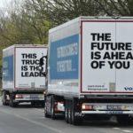 Des camions autonomes viennent de traverser l'Europe