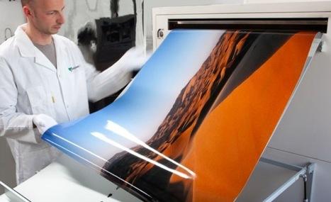 Des chercheurs ont imprimé des photographies capables de produire de l'électricité