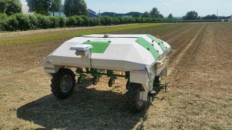 Des innovations technologiques pour cultiver avec moins de pesticides