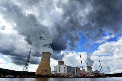Des pièces à problème de la forge du Creusot dans les centrales nucléaires belges ?