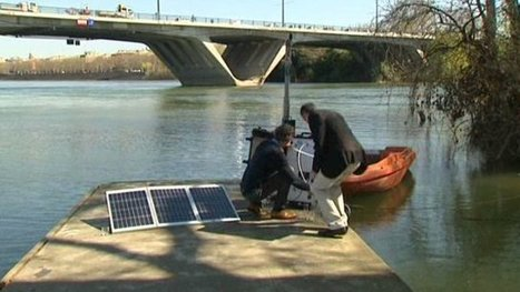 Deux Toulousains inventent une valise à purifier l'eau