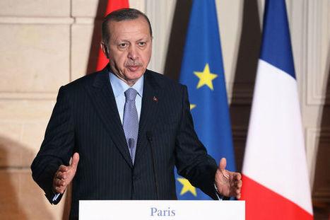 Devenir membre de l'UE reste l'objectif stratégique d'Erdogan