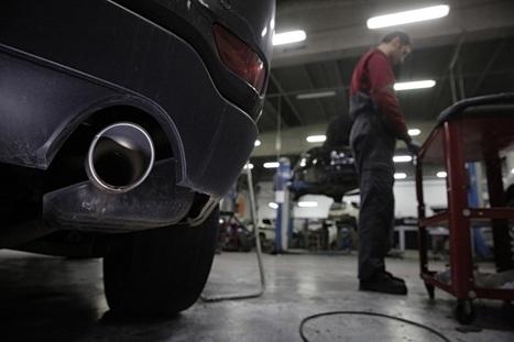 Diesel: des tests sur des cobayes humains financés par Volkswagen, Daimler et BMW?