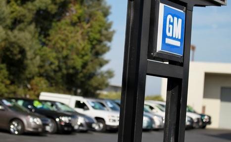 Dieselgate: General Motors à son tour visé